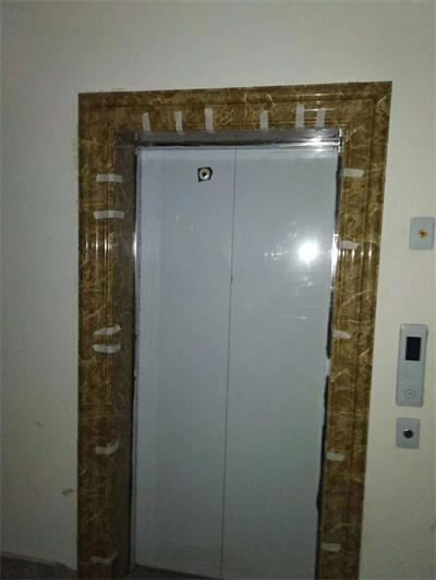 (电梯门套)金啡门套15cm宽门套成品