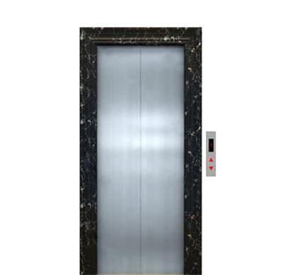 石塑电梯门套安装