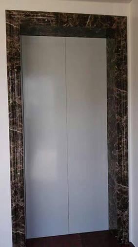 石塑电梯门套