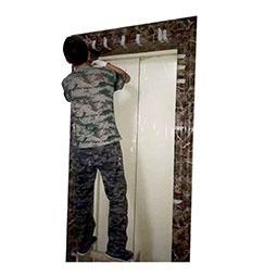 电梯门套安装工程